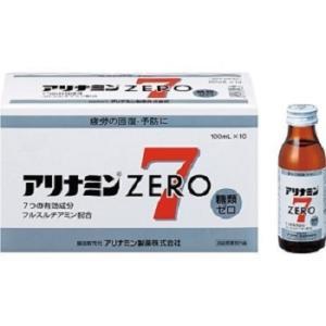 【おまけ4本付き】アリナミンゼロ7 (100mL×10本入) 糖類ゼロ カロリーオフ 滋養強壮・肉体疲労に!【指定医薬部外品】|scbmitsuokun1972