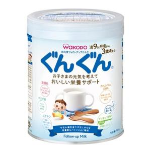 【A】 和光堂 フォローアップ ミルク ぐんぐん 満9か月頃〜3歳頃まで(300g)