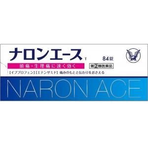 【指定第2類医薬品】 大正製薬 ナロンエースT 84錠