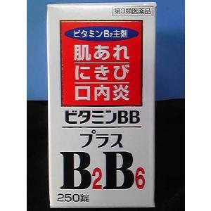 【※大特価】 ビタミンBB プラス 250錠   チョコラBBプラスと同じ成分処方 125日分! scbmitsuokun1972