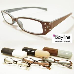 【SALE】老眼鏡 おしゃれ老眼鏡 リーディンググラス バイカラーデザイン[B] ☆