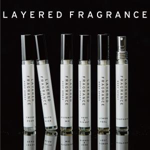香水 メンズ  レイヤードフレグランス LAYERED FRAGRANCE ボディスプレー10ml フェロモン香水 フレグランス