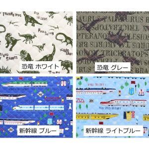 メール便なら送料無料  入園・入学グッズの手作りに最適な生地・布です。  生地: 表地(綿100% ...