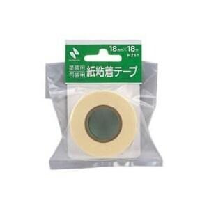 ニチバン 塗装用・包装用 紙粘着テープ 18m...の関連商品2