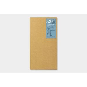 メール便なら送料無料  トラベラーズノートに取り付けられるクラフトファイル(020)です。 ノートリ...