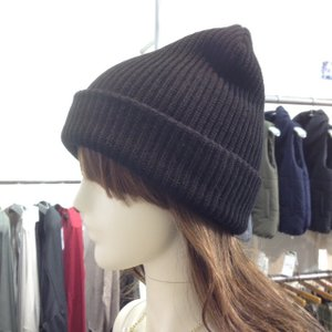 ニット帽 レディース メンズ シンプル ユニセックス DM便 送料無料