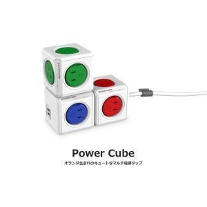電源タップ5個口 Power Cube パワーキューブ ドイツ デザイン賞受賞 scratch 02