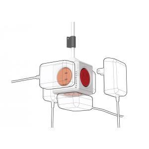電源タップ5個口 Power Cube パワーキューブ ドイツ デザイン賞受賞 scratch 03