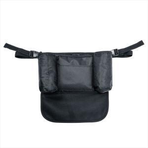 便利なベビーカーポケット/取り付けるだけでベビーカーの収納力がグンとアップ!/アイデアベビー用品|scratch