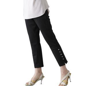 さらっと快適サブリナパンツM/さらっとした手触り&ストレッチが気持ちいい!足首丈のパンツ。/レディース(トップス)春夏|scratch