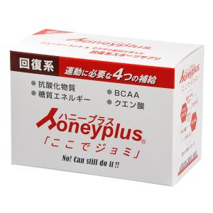 Honeyplus「ここでジョミ」30本入/箱/アスリートも愛飲!回復系スポーツサプリメント。/美容|scratch