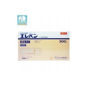 ハクゾウメディカル エレバン No.300L 25mm×72mm 100枚入 1330004/医療機関向けの救急絆創膏。/衛生用品|scratch