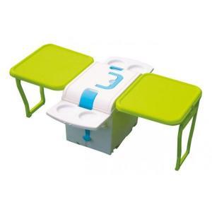 プロフィット ウイングクーラーキャリーキューブ PFW-31/コンパクトなテーブル付きクーラーボックス☆/アウトドア|scratch