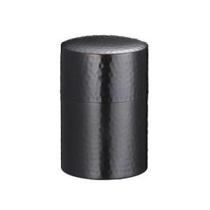日本製 銅の茶筒 H-2803/お茶本来の旨味を引き出す銅製の茶筒。/調理用品|scratch