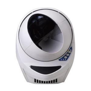 全自動猫トイレ キャットロボット Open Air (オープンエアー)/飼い主様に代わってトイレを綺麗にしてくれます。/ペット ネコ用品|scratch