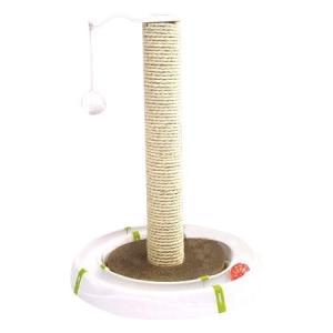 ferplast(ファープラスト) 猫用爪とぎおもちゃ MAGIC TOWER(マジックタワー) 85100600/爪とぎが付いた愛猫が夢中になるおもちゃ!!/ペット ネコ用品|scratch