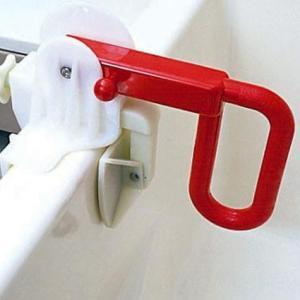 竹虎 浴槽用手すり マインバスターII 103310/1台で3通りに使えるお風呂の手すり。/シルバー用品|scratch