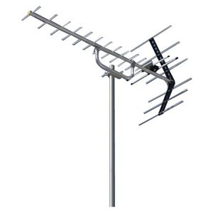 日本アンテナ 地デジアンテナ 家庭用屋外UHFアンテナ(13〜52ch受信用) AU14FR(F型)/家庭用屋外UHFアンテナ!/テレビ ・ラジオ|scratch