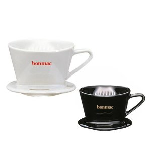 bonmac コーヒードリッパー 1〜2杯用 CD-1/ハンドドリップの楽しさとおいしさを支える脇役たち。/調理小道具・下ごしらえ用品|scratch