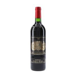 送料無料 希少 古酒1997年ヴィンテージ シャトー・パルメ / CH.PALMER 1997年 750ml