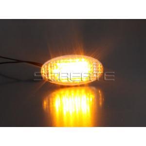 高輝度LED17連! 激安! エブリィ/エヴリー (DA64系) LEDサイドマーカー ウインカー TYPE3|screate