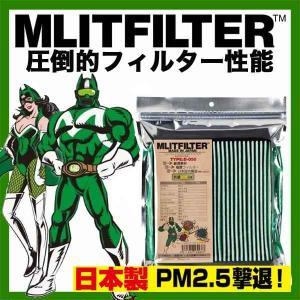 商品名MLITFILTER エムリットフィルター 適合車種ハイエース 3型 4型 5型 適合年式20...
