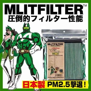 商品名MLITFILTER エムリットフィルター 適合車種キャスト 適合年式2015/9- 適合型式...