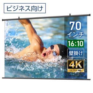 プロジェクタースクリーン タペストリー(掛け軸)スクリーン 70インチ(16:10) BTP1508XEH screen-theaterhouse