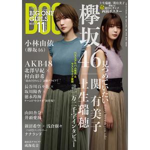 BIG ONE GIRLS 2020年11月号 NO.059|screenstore