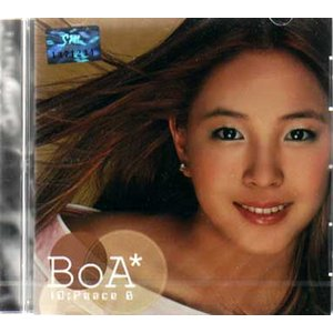 BoA 1集 - ID; Peace B ■収録曲/ Id; Peace B/ Come To Me...