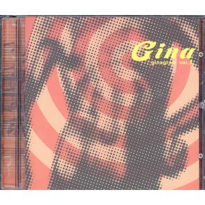 GINA ジナ 2集 Ginagram 2集 CD 韓国盤