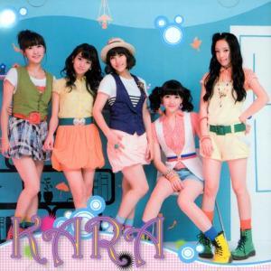 Kara カラ 1st Mini Album CD 韓国盤の画像