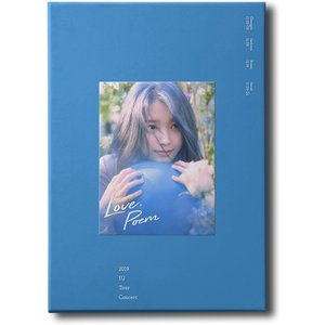 2019 IU Tour Concert - Love、poem in Seoul (2Blu-ray+アウトボックス+フォトブック+ミニポスター+フレーム+ポストカード+ポスター) (韓国版)|scriptv