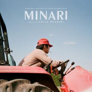 ミナリ 映画OST CD (韓国盤)の画像