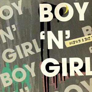 Super8bit - Boy 'N' Girl CD 韓国...