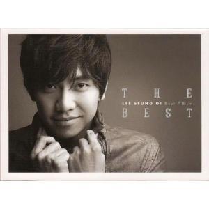 イ・スンギ The Best CD 韓国盤|scriptv