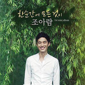 チョ・アラム 一瞬すべてが CD 韓国盤|scriptv