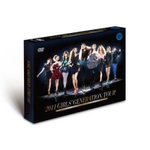 少女時代 2011 GIRL'S GENERATION TOUR 2DVD+フォトブック 韓国版