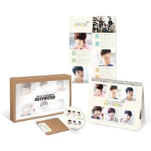 Boyfriend ボーイフレンド 2013 卓上カレンダー+DVD 韓国版 scriptv