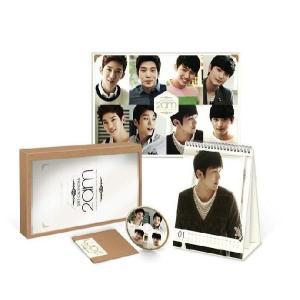 2AM 2013 卓上カレンダー+DVD 韓国版 scriptv