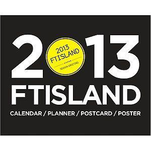 2013 FTIsland SEASON GREETING 韓国版 scriptv