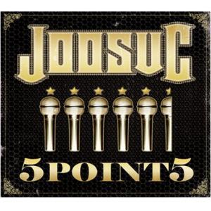 JOOSUC - 5 POINT 5 CD 韓国盤|scriptv