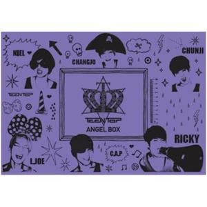TEENTOP ANGEL BOX 写真集+DVD 韓国版 scriptv