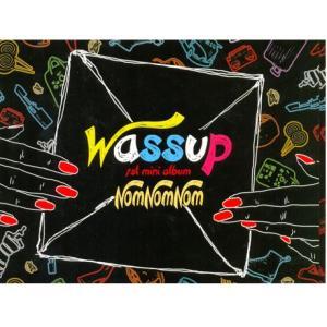 WASSUP - NOM NOM NOM CD 韓国盤|scriptv