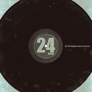 NUTAZ - 24 CD 韓国盤|scriptv
