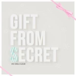 SECRET シークレット GIFT FROM SECRET CD 韓国盤|scriptv