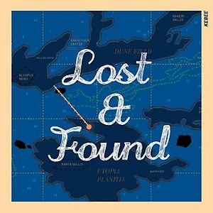 KEBEE - LOST & FOUND CD 韓国盤|scriptv