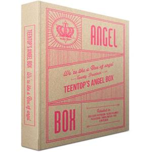 2014 TEENTOP ANGEL BOX 写真集+DVD 韓国版 scriptv