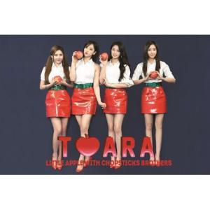 T-ara - Little Apple with Chopsticks Brothers CD+DVD 韓国盤|scriptv