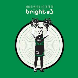 Mint Paper Presents : Bright # 3 CD 韓国盤 scriptv